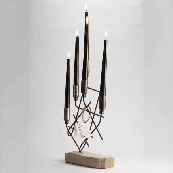 table candelabra recover 5c