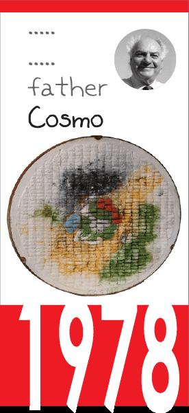 timeline cosmo seri
